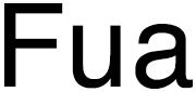 Logo Fua