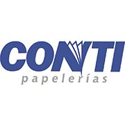Logo Conti-Papelerias