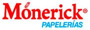Logo Monerick-Papelerias